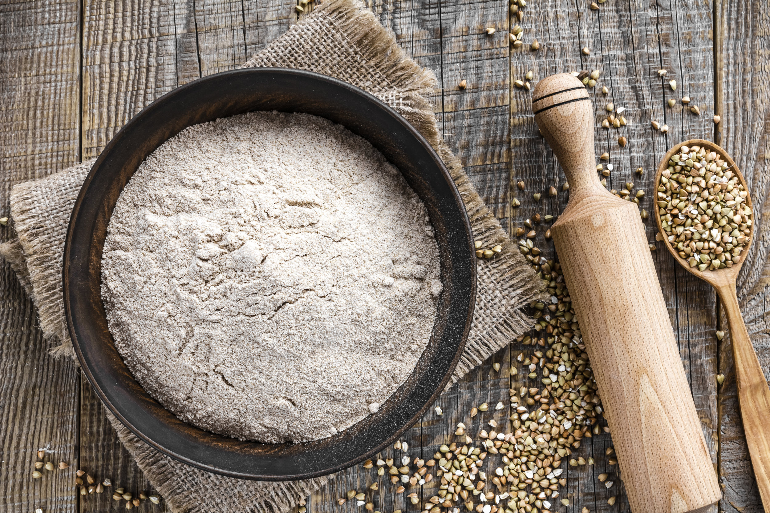 Speciality Flour
