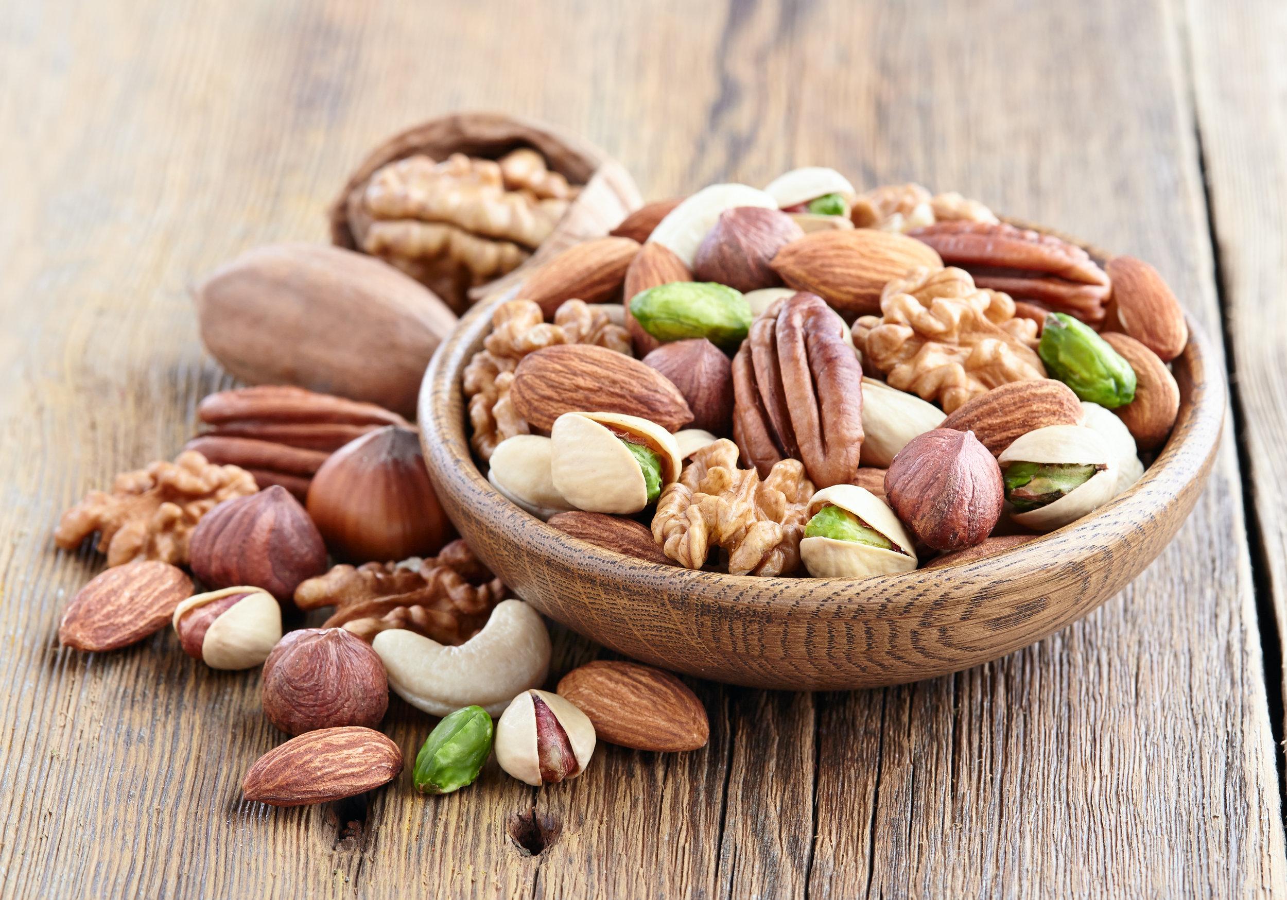 Culinary Nuts