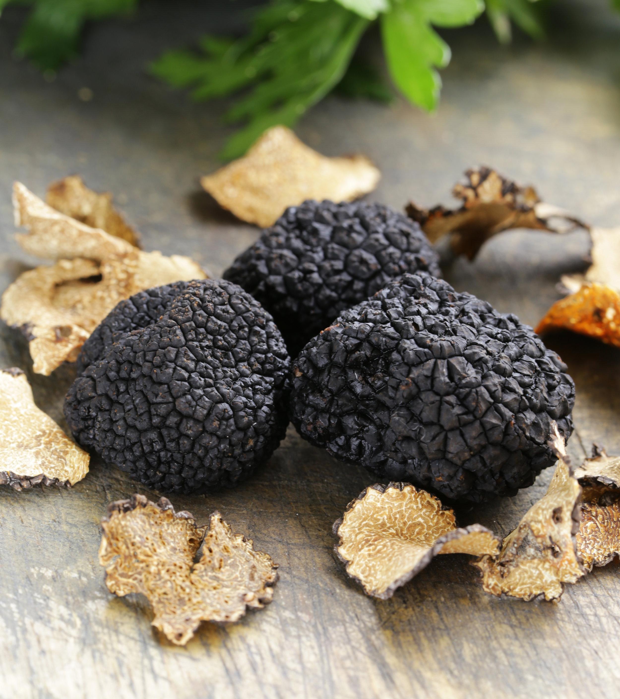 Truffles & Dried Mushrooms