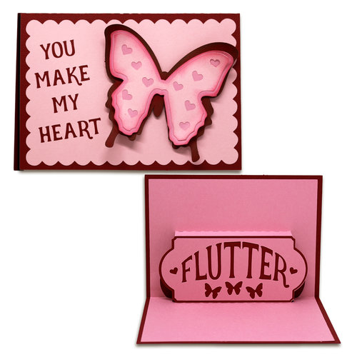 JLD-Heart Flutter Pop-Up Card — JamieandJenn com