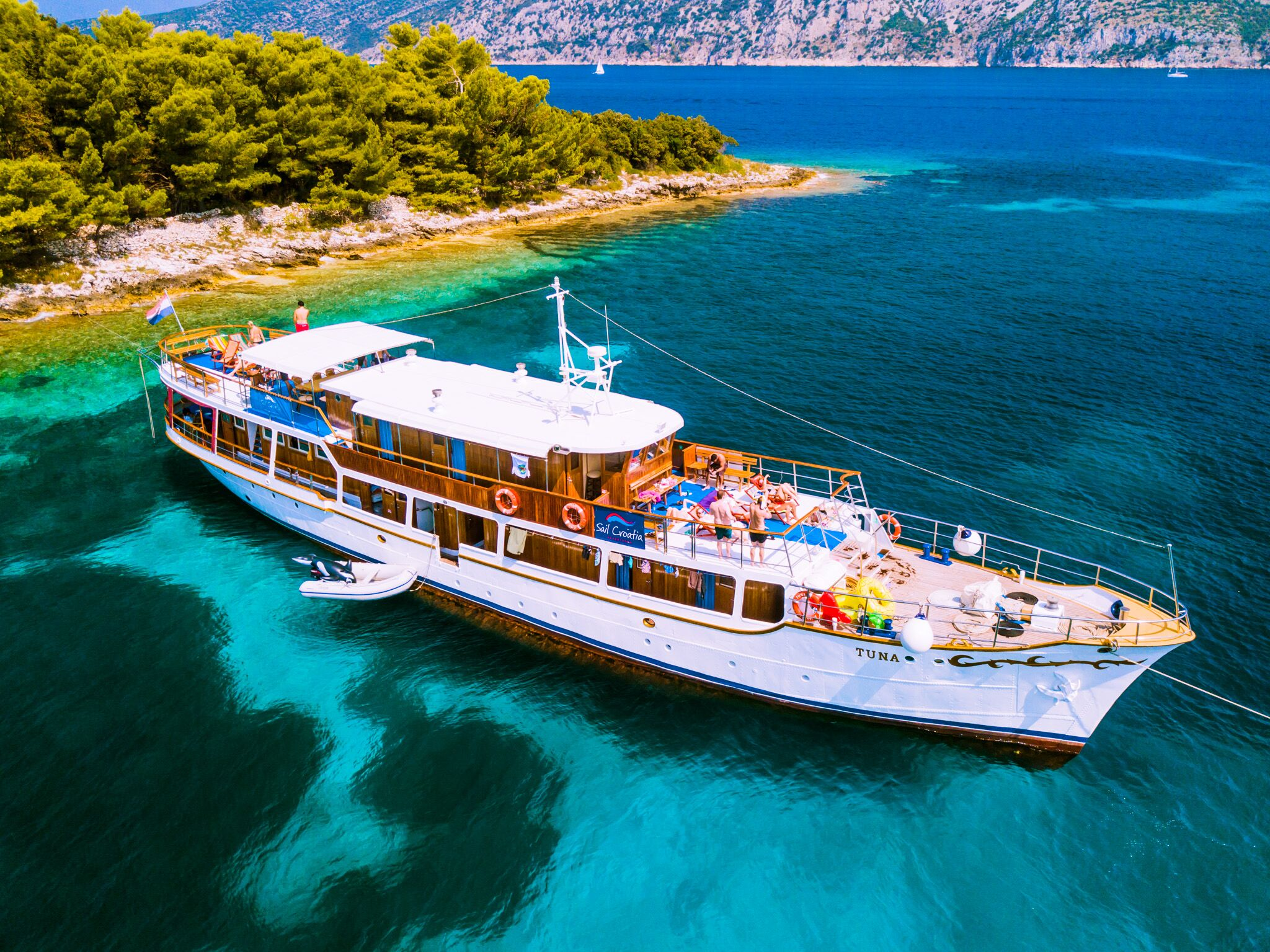 DamselTours Sail Croatia Women's Tour August 15-21, 2020