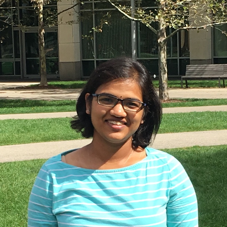 Shalini Gupta - MIT  Shalini Gupta is a graduate student in the Biology department at MIT. She moved to Cambridge all the way from India to start grad school at MIT two years ago and it has been an amazing journey so far! Shalini works in Stephen Bell's lab is trying to figure out how DNA replication is initiated in tiny yeast that share a lot in common with humans. She spends her spare time organizing events for graduate students across MIT like kayaking, and she loves meeting new people!