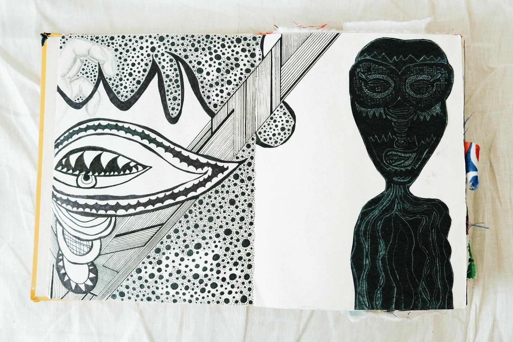 Work of Yasmine Bseiso