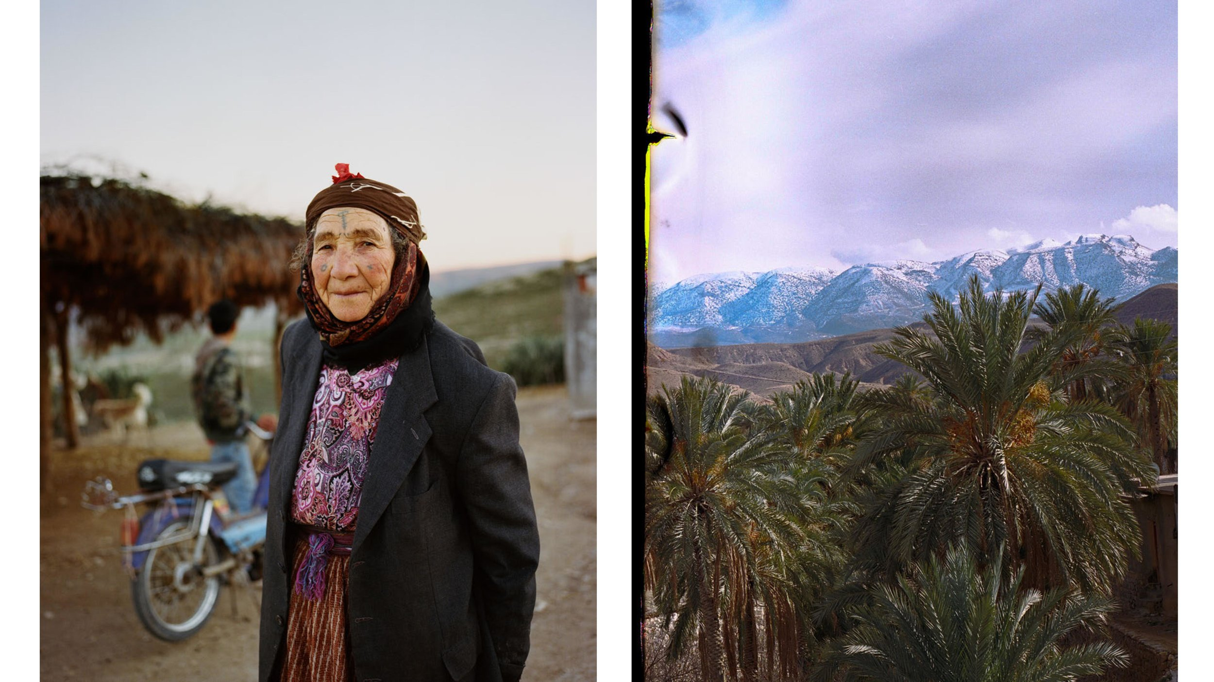 From Yumna Al Arashi's project,  Face , courtesy of the artist.