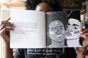 Political Art and the #SudanUprising: Artist Enas Satir Creates