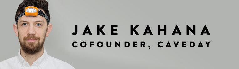 Caveday Cofounder Jake Kahana