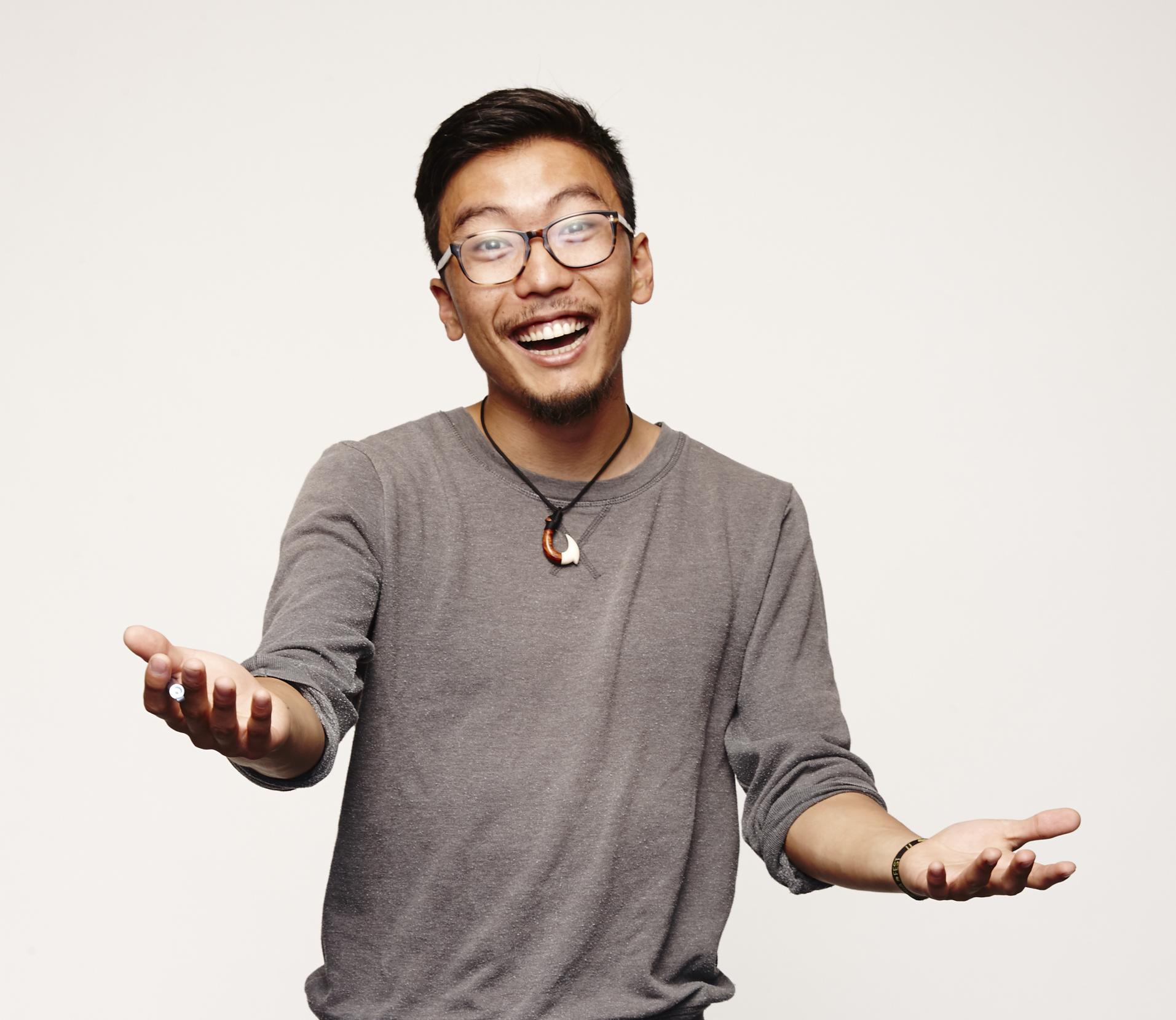 Scott Shigeoka  Co-Producer, Second Chance