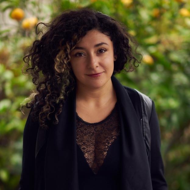 Roxanna Shohadaee  Co-Producer, Second Chance