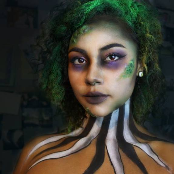 Monsoon Ross-Accorsi  Makeup Artist and Marketing