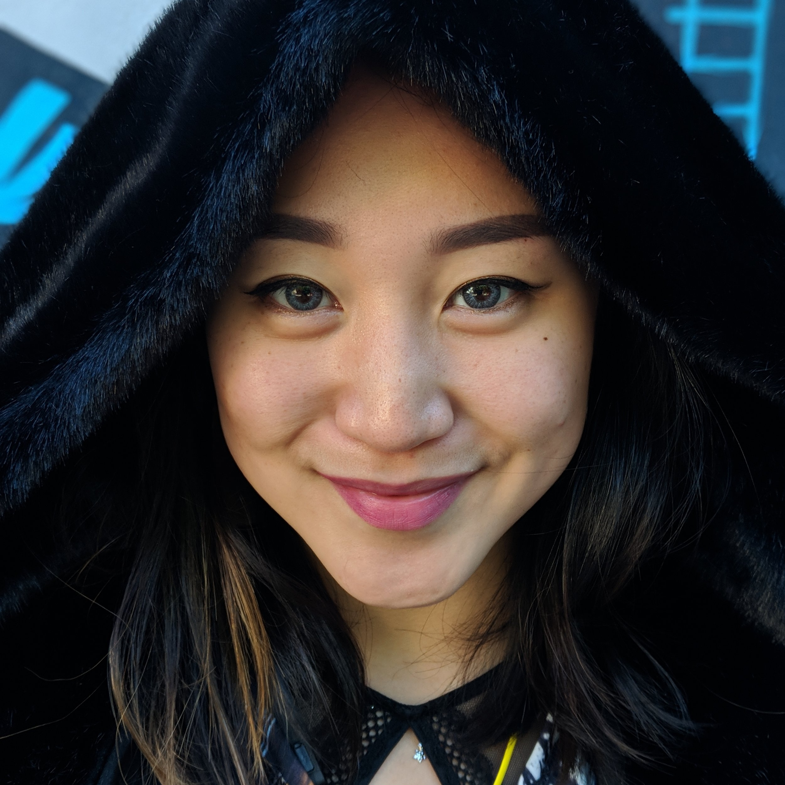 Eva Zheng  Conversation Facilitator & VR Support