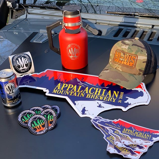 Hi-Vis Expeditions is thrilled to have partnered with Appalachian Mountain Brewery!! We will be spreading the AMB cheer at all of the HiVis scheduled events, rallies and expos for 2019! @appalachianmountainbrewery belief in community, sustainability, and philanthropy is something Hi-Vis Expeditions echoes throughout the overlanding community. ⠀⠀⠀⠀⠀⠀⠀⠀⠀ ⠀⠀⠀⠀⠀⠀⠀⠀⠀ ⠀⠀⠀⠀⠀⠀⠀⠀⠀ 📸- @st8ton ⠀⠀⠀⠀⠀⠀⠀⠀⠀ 💻- www.hivisoverland.com⠀⠀⠀⠀⠀⠀⠀⠀⠀ ⠀⠀⠀⠀⠀⠀⠀⠀⠀ Share with us how you stand out where it counts! Give us a tag @hi.vis.expeditions  and use #hivisexpeditions!⠀⠀⠀⠀⠀⠀⠀⠀⠀ ⠀⠀⠀⠀⠀⠀⠀⠀⠀ Sponsors: @renogysolar @midlandusa @ltwrightknives @gotyoursixcoffee @tekton_tools @titanfueltanks @appalachianmountainbrewery