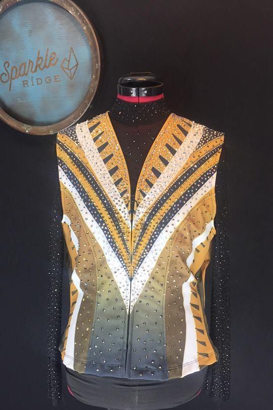 sparkle-ridge-western-show-clothes-horse-show-vest-womens-M-yellow-black-v2.jpg