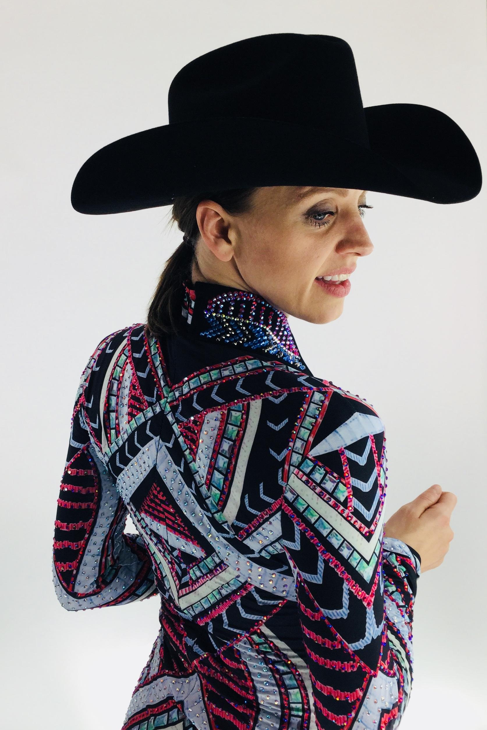 sparkle-ridge-western-show-clothes-black-with-modern-print-horse-show-shirts-anita2.jpg