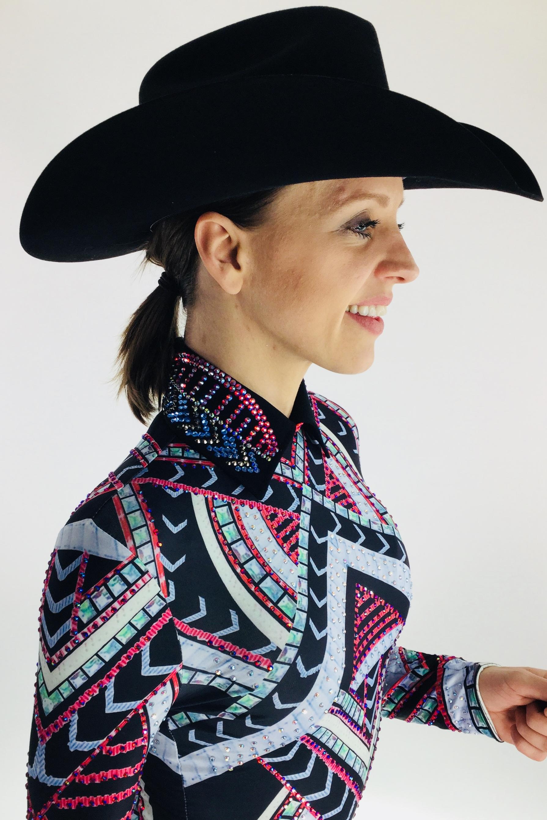 sparkle-ridge-western-show-clothes-black-with-modern-print-horse-show-shirts-anita4.jpg