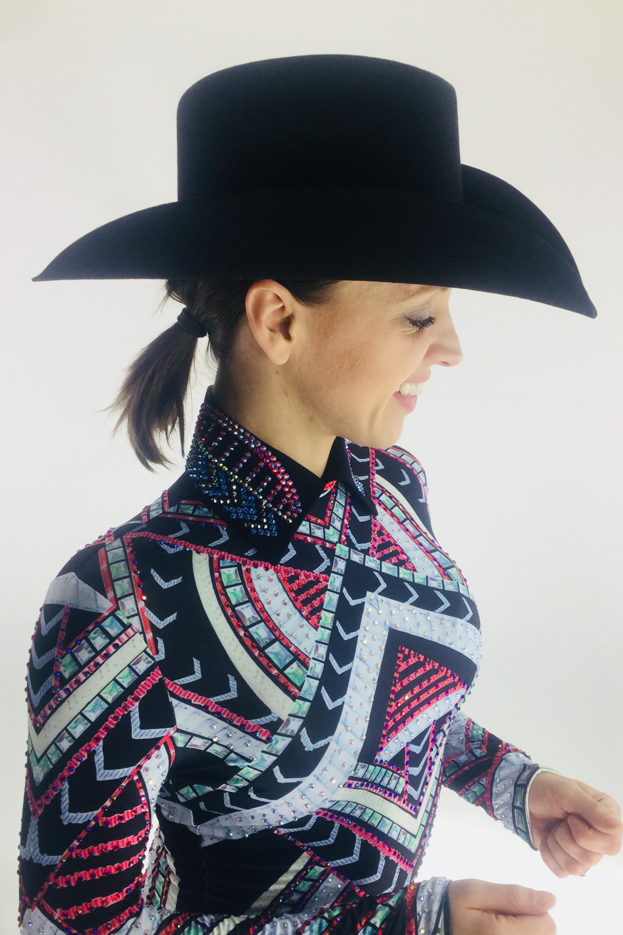 sparkle-ridge-western-show-clothes-black-with-modern-print-horse-show-shirts-anita6.jpg