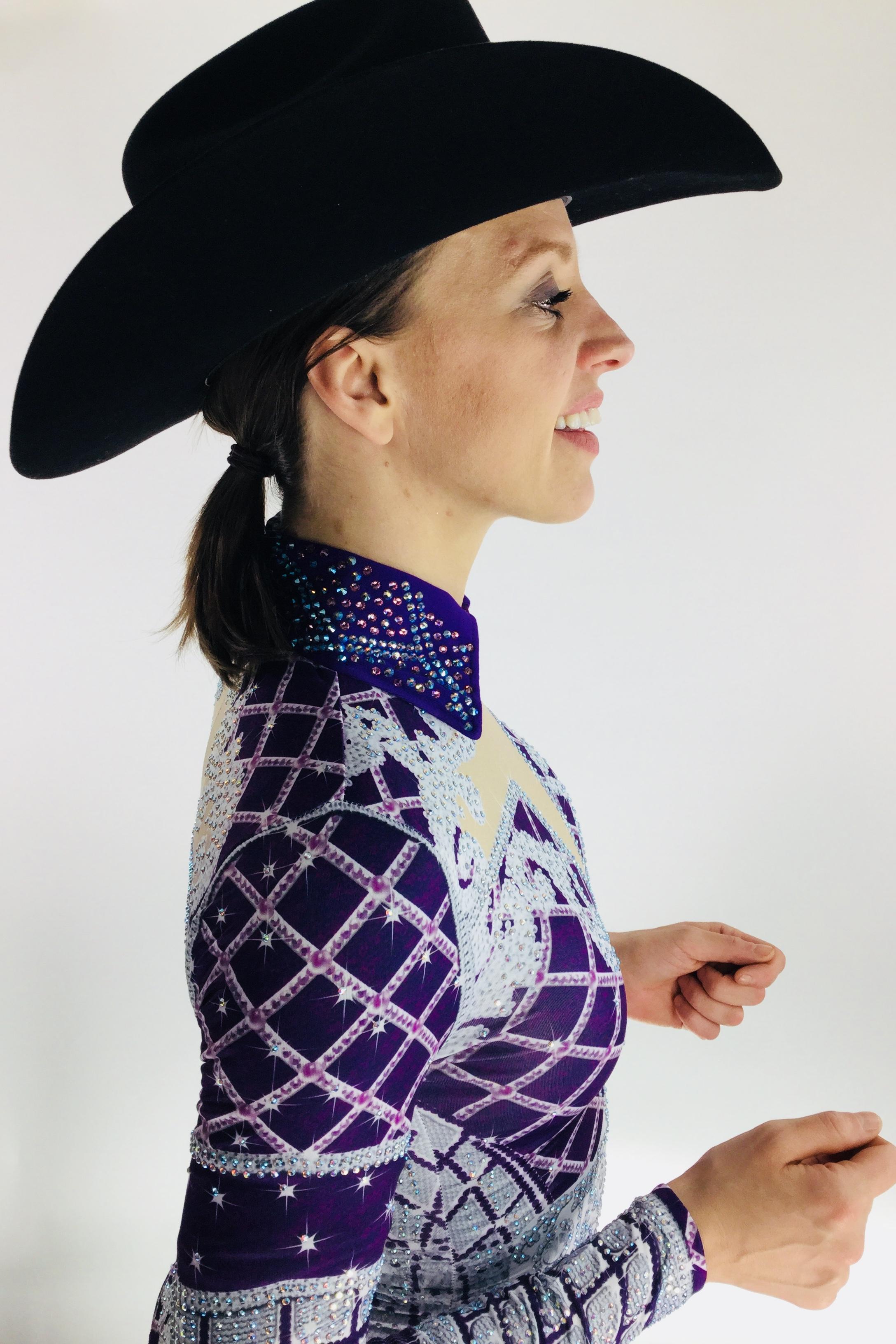 sparkle-ridge-western-show-clothes-purple-and-white-print-horse-show-shirts-anita4.jpg