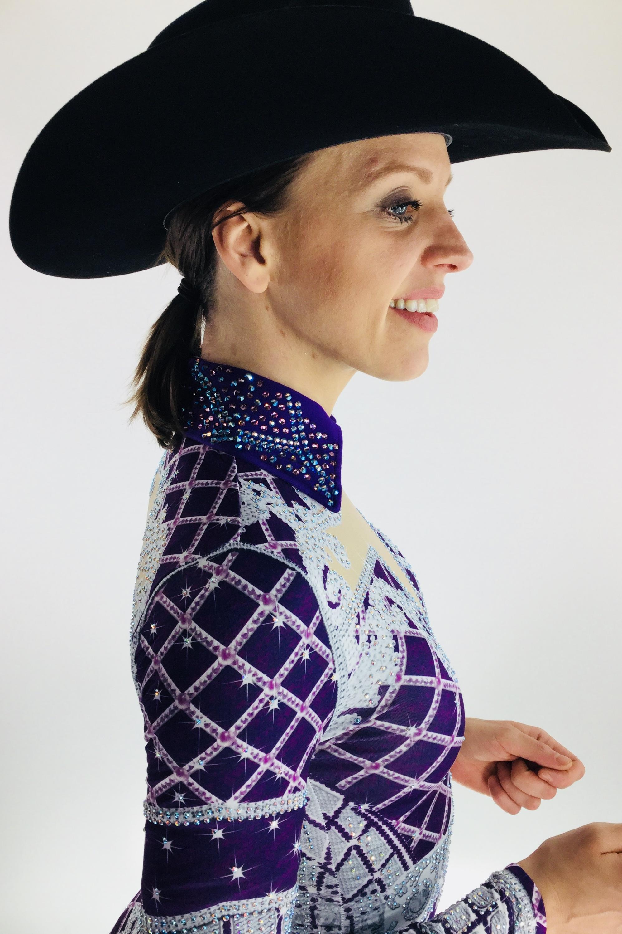 sparkle-ridge-western-show-clothes-purple-and-white-print-horse-show-shirts-anita6.jpg