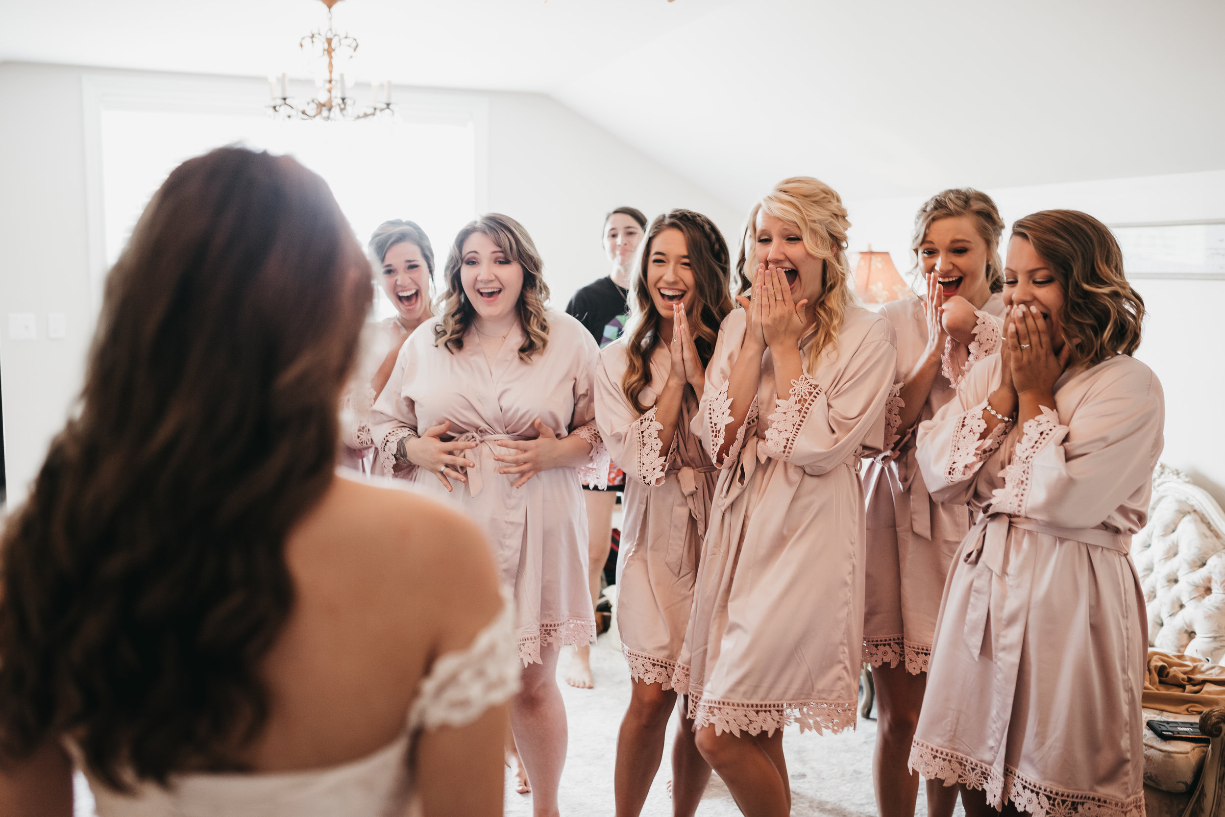 5 Tips for Wedding Dress Shopping | Haili Jean Photography