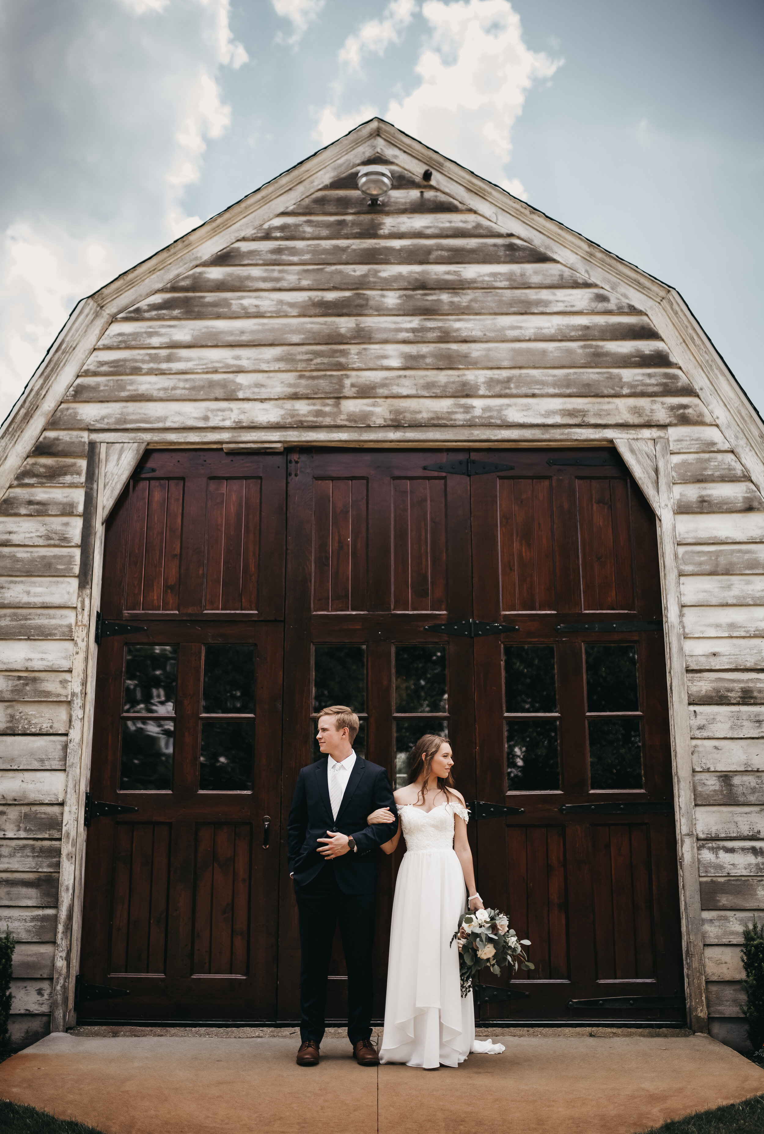 Michigan Wedding | Haili Jean Photography
