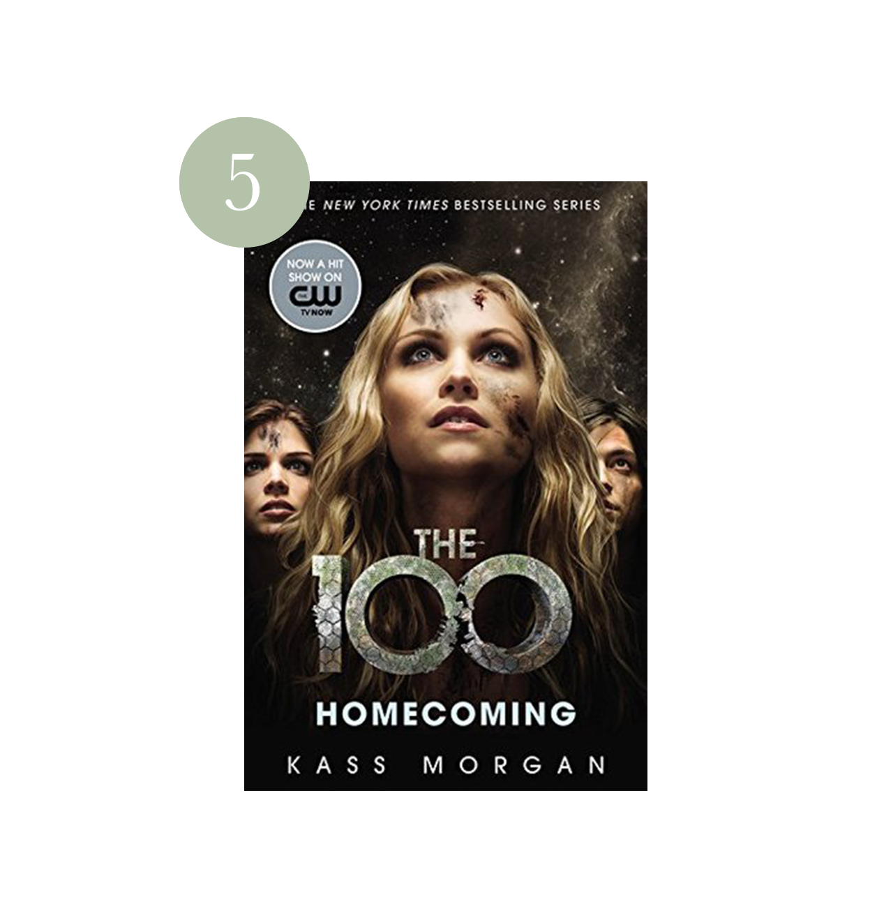 The 100: Homecoming | Haili's 2019 Summer Reading List
