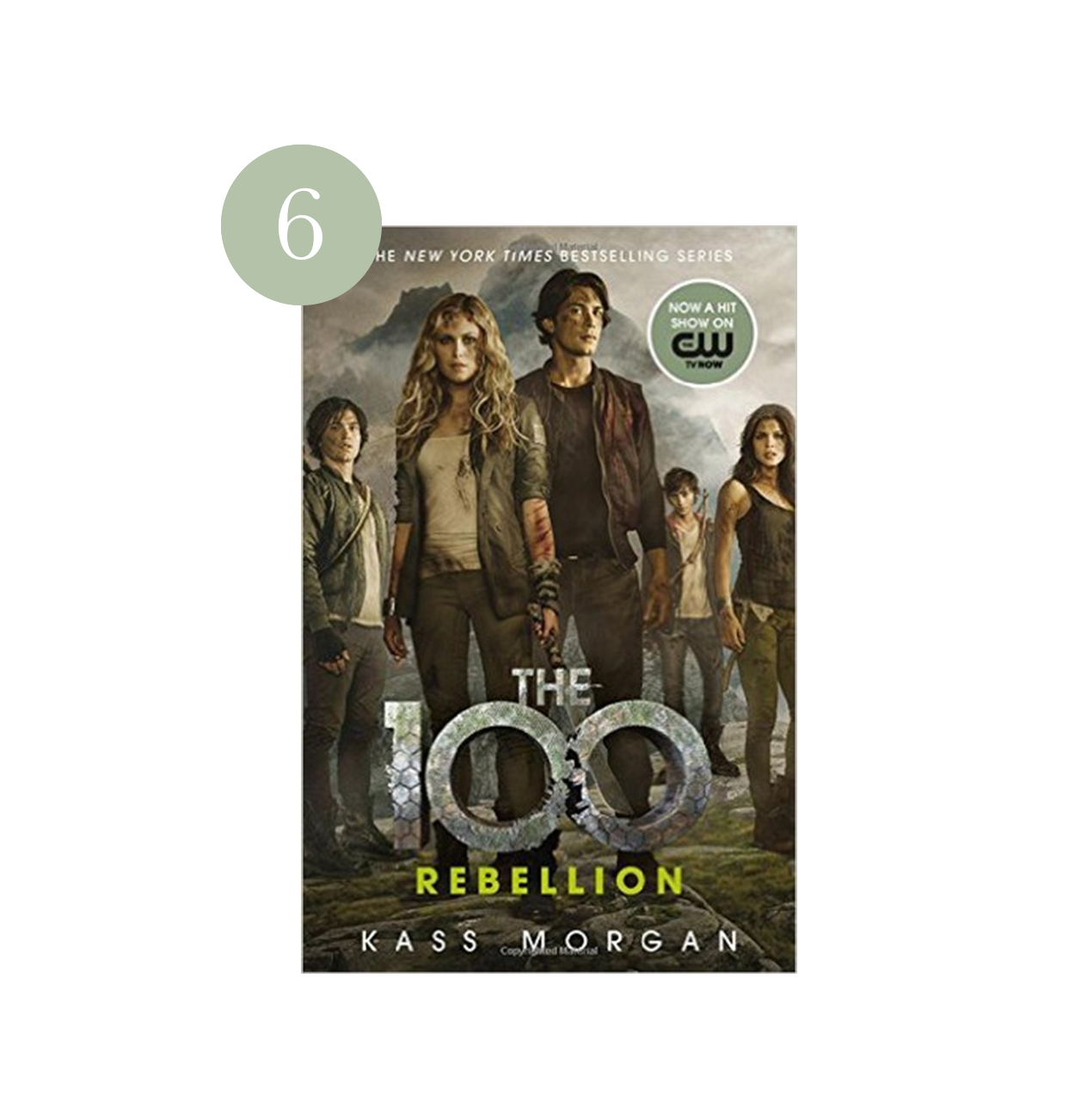 The 100: Rebellion | Haili's 2019 Summer Reading List