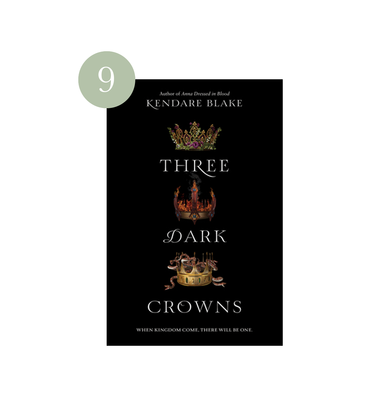 Three Dark Crowns | Haili's 2019 Summer Reading List
