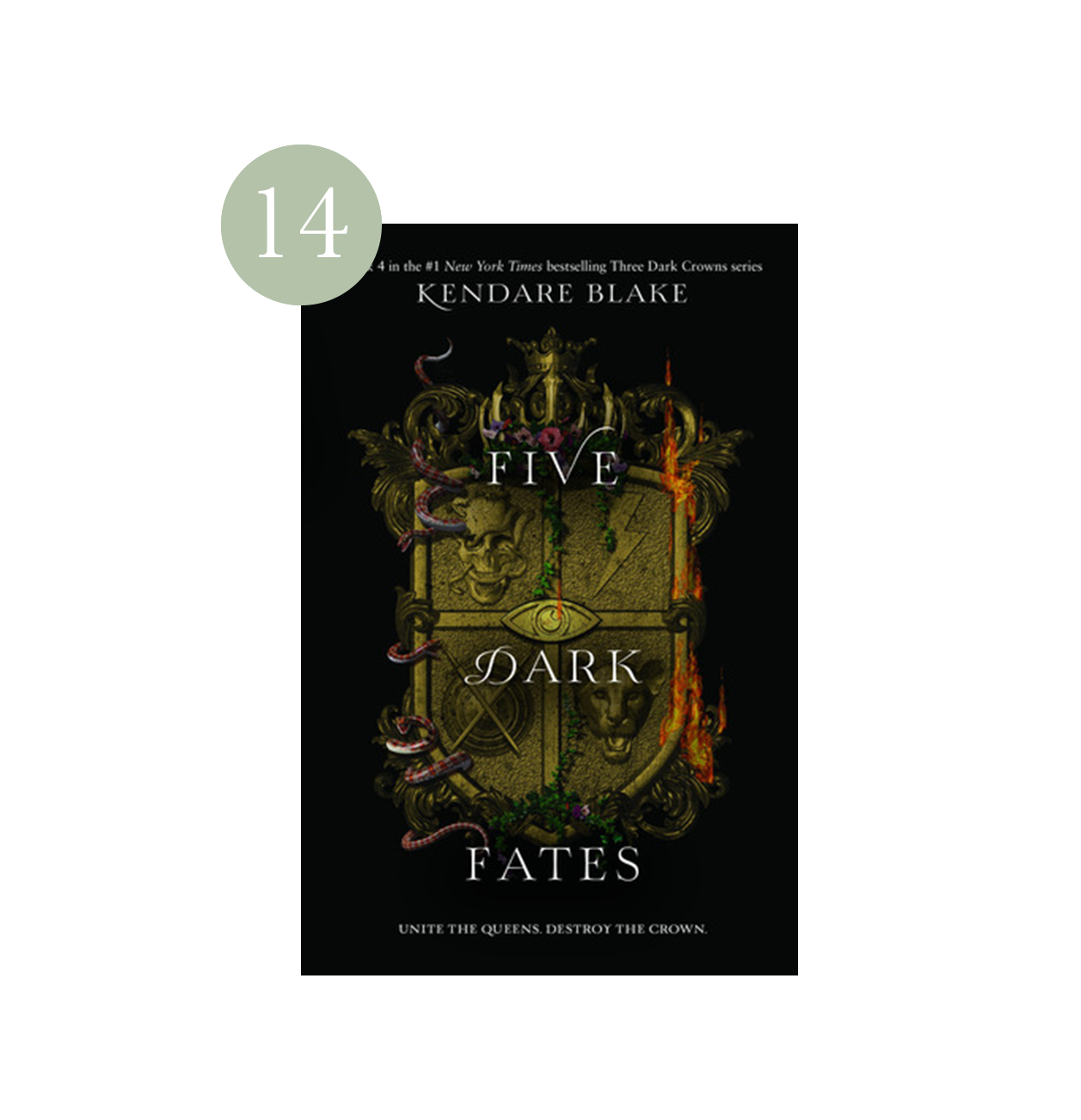 Five Dark Fates | Haili's 2019 Summer Reading List