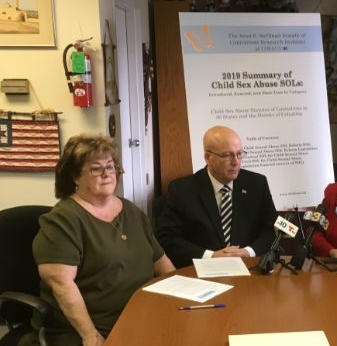 - Parents of clergy abuse victim donate portion of settlement to CHILD USASteve Tawa | February 13, 2019The parents of a man who won what may be the largest payout to date from the Archdiocese of Philadelphia in a clergy abuse case are donating a chunk of it to CHILD USA, to track the Statute of Limitations reform movement. KYW Newsradio's Steve Tawa reports.