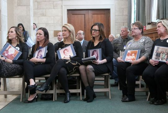 - NJ victims of sex abuse may soon get more time to file civil claimsNicholas Pugliese, Trenton Bureau | March 7, 2019Sexual assault victims and advocates delivered searing testimony Thursday in support of a bill that would give victims more time to file lawsuits against their alleged abusers and the places they worked.Lawmakers on the Senate Judiciary Committee listened for more than four hours before overwhelmingly approving a measure that would expand New Jersey's current two-year statute of limitations for bringing civil actions for sexual abuse, a restriction that victims have argued for over a decade has prevented them from achieving justice.