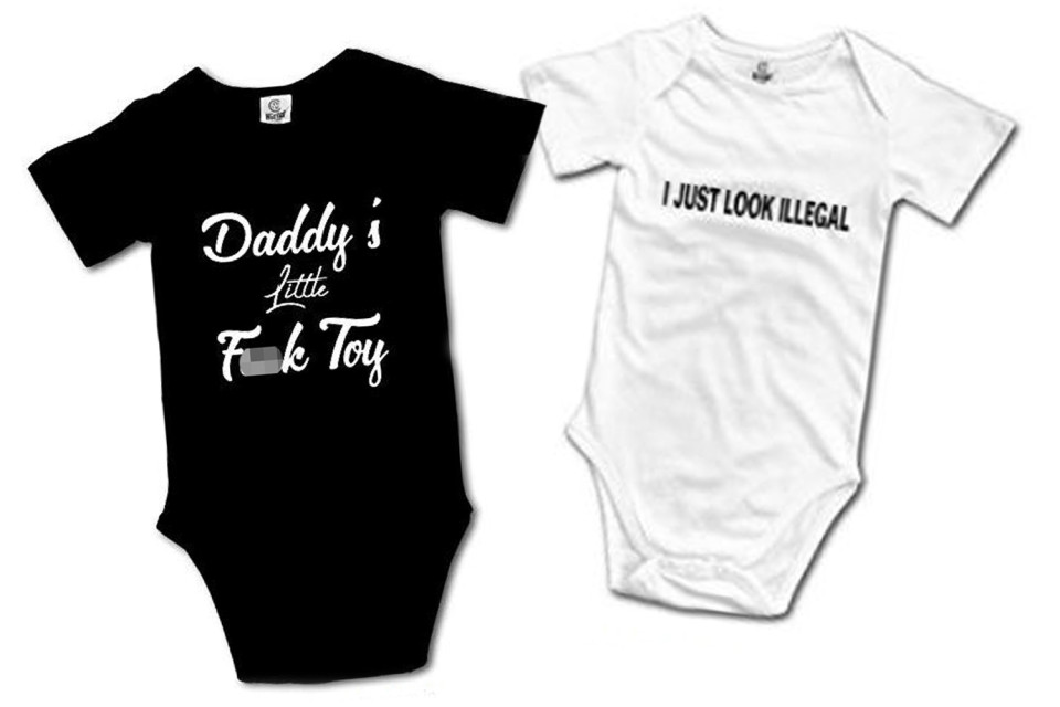 "- Amazon sells vile pro-paedophile baby grows daubed in slogans like 'daddy's little f*** toy'Debbie White | March 25, 2019The disgusting clothing has been slammed as ""extremely dangerous to children"" by an American expert on child sex abuse, who urged the retail giant to check products before advertising them online."