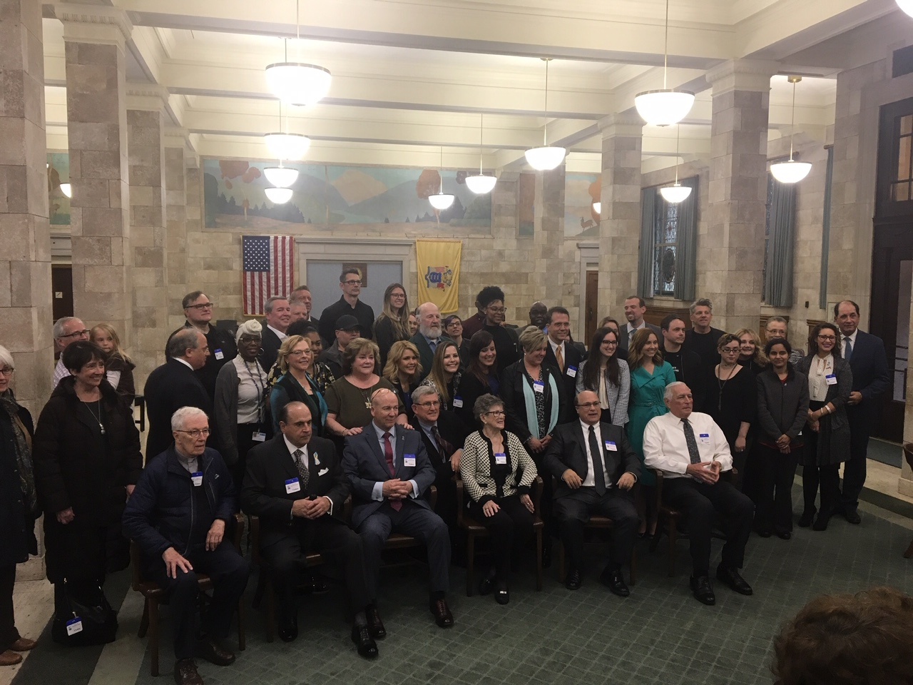 Group the passed the Statue of Limitations reform in New Jersey, May 13, 2019