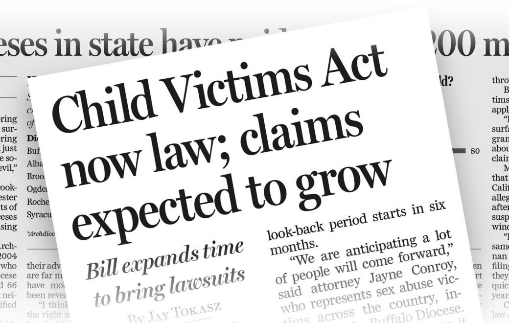 - Will Child Victims Act prompt false claims of abuse?Dan Herbeck and Jay Tokasz | September 3, 2019Marci A. Hamilton, law professor at the University of Pennsylvania and expert on the effects of child sexual abuse, founded and runs Child USA, a national think tank and child advocacy organization.Hamilton said window legislation that allowed child sex abuse claims from decades ago to be filed in other states did not lead to a rash of false accusations in those states.