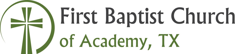 First Baptist Church Academy
