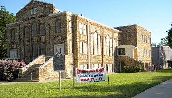 First Baptist Church Bartlett