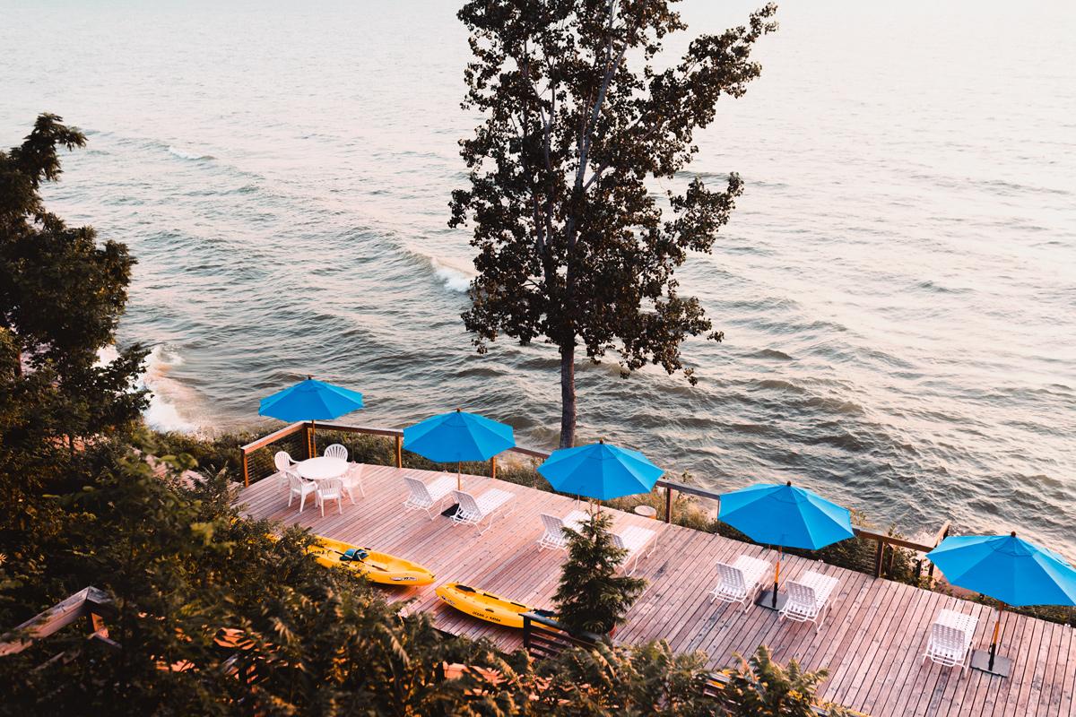Vacation on Lake Michigan, Saugatuck Michigan