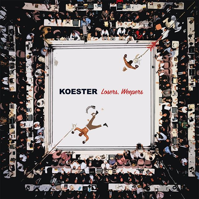 "A ""new"" album from Koester out today (link in bio)... Somewhere back in the aughts, I made three albums under the name Koester, all recorded at #soundofmusicstudios with the magnificent Al Weatherhead producing and the very fine fellows in Maki (Tim Buckey, @johnatomd & @murbiztondo67) making the rock. The first two -- Oh! Turpentine and The Highs Highs, The Low Lows -- were released by Pitch-a-tent Records and well received -- nice reviews, college radio top ten, tours with some great bands, etc.  The third album LOSERS, WEEPERS, however, got caught up in the weeds. There were some shenanigans with a distributor, some money issues, and, well, it didn't quite make it out into the world. Mind you, this was 2005, just before proper social media and easy digital distribution. I then got distracted by Maplewood tours, starting a family, moving to the country, a new band, a new life, etc... And, well, now it's 14 years later. Time doth fly, no?  I always loved this album and I'm extremely pleased to finally be able to offer to your ears right now. It's on all the major digital platforms right now - link in bio.  If you dig, please do us a solid and spread the word. Many thanks!  PS - The first two Koester albums will be re-released soon. Stay tuned.  #maplewood #sparklehorse #twodarkbirds #newmusic #rockmusic #koester #pitchatentrecords"