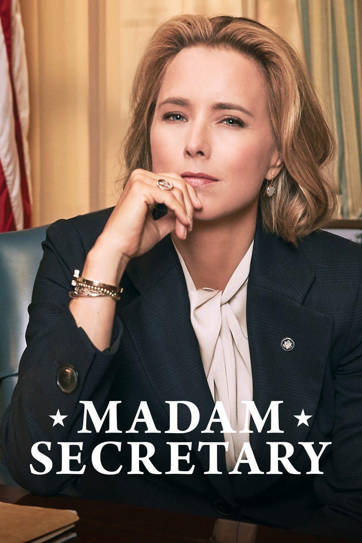 Madam Secretary - Score Trumpet
