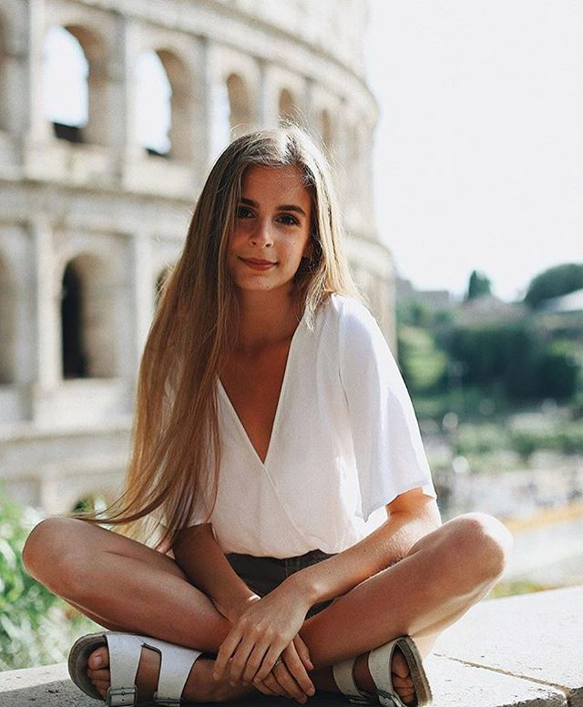We love our creators. How cute is @thehippychickpea in Rome?? With the Summer Solstice tomorrow, we're rereading her piece 'A Letter For January' and reflecting on how we've grown this year... not being hard on ourselves. Forgiving our downfalls and acknowledging whole-heartedly our successes. What are you proud of achieving this year that you haven't given yourself enough credit for?