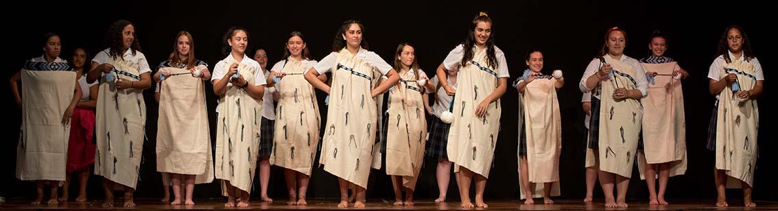 Pikimai performing at Cultural Diversity Day 2019