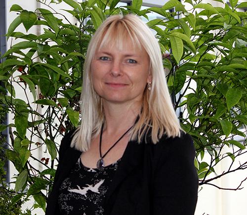 GWEN REDSHAW - Preparatory School Secretary