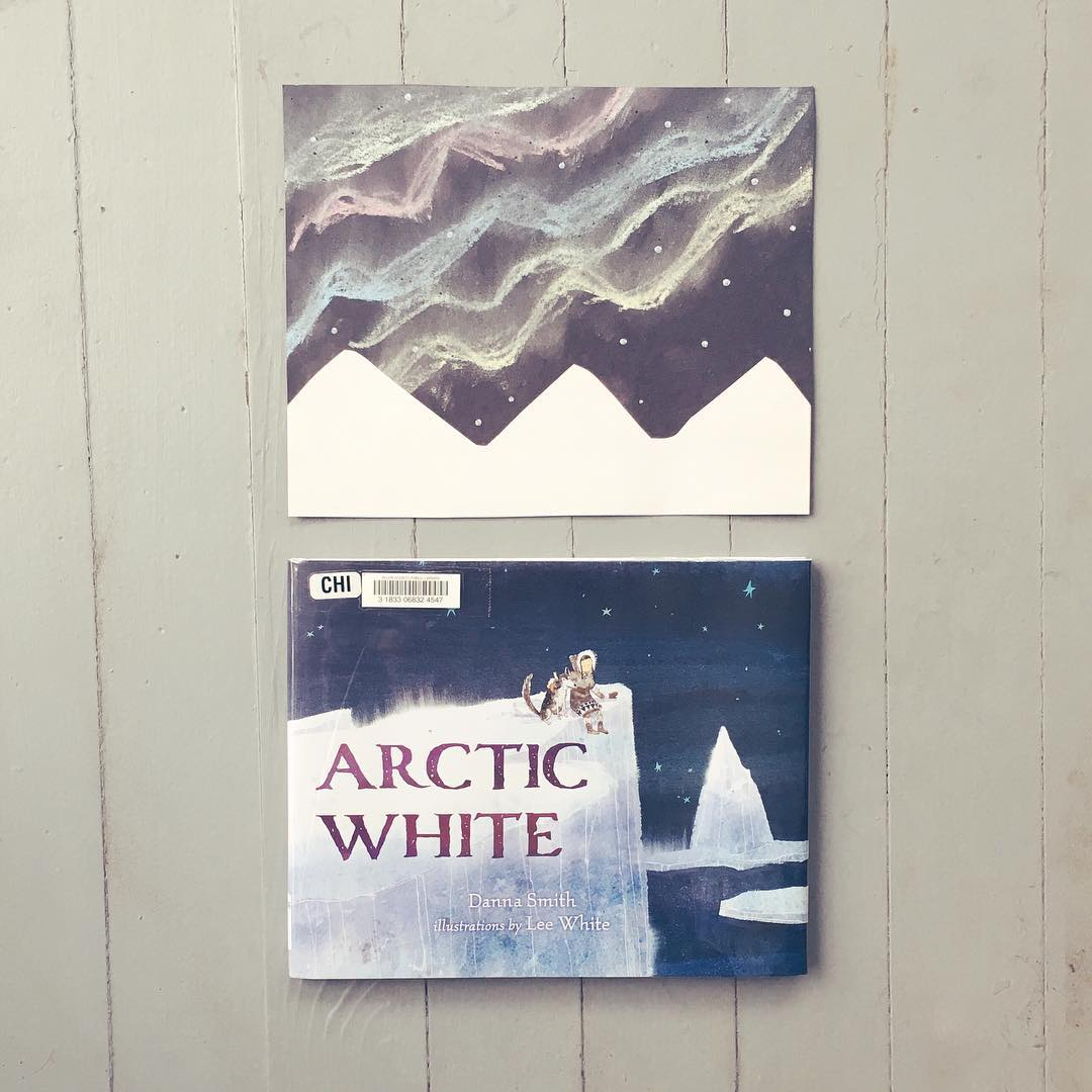 Arctic White  by Danna Smith illustrated by Lee White