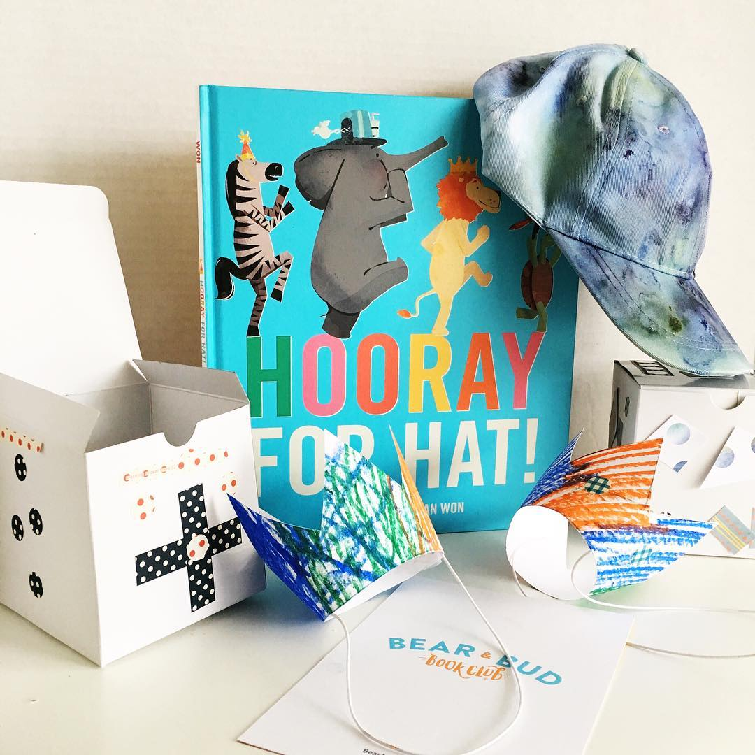 Hooray for Hat! by Brian Won  Explores jealousy and how our actions can affect others