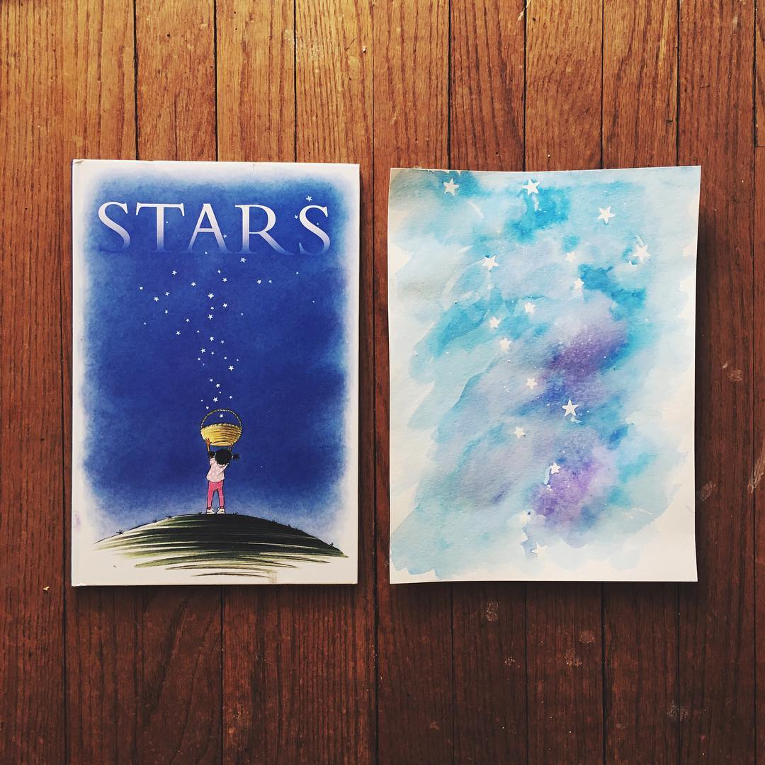 Stars  by Mary Lyn Ray illustrated by Marla Frazee
