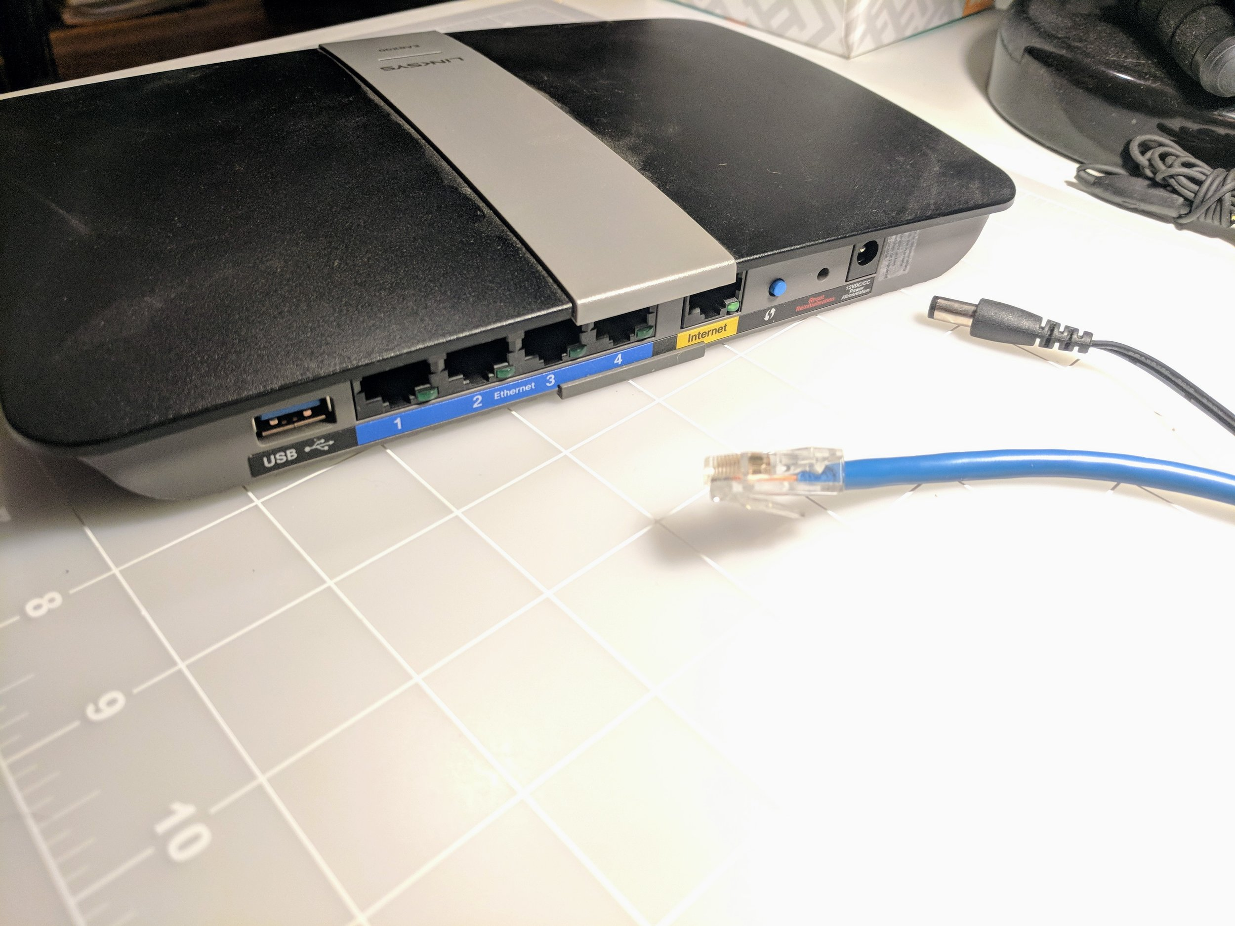 Perform a factory reset on your home router to avoid spreading malware.