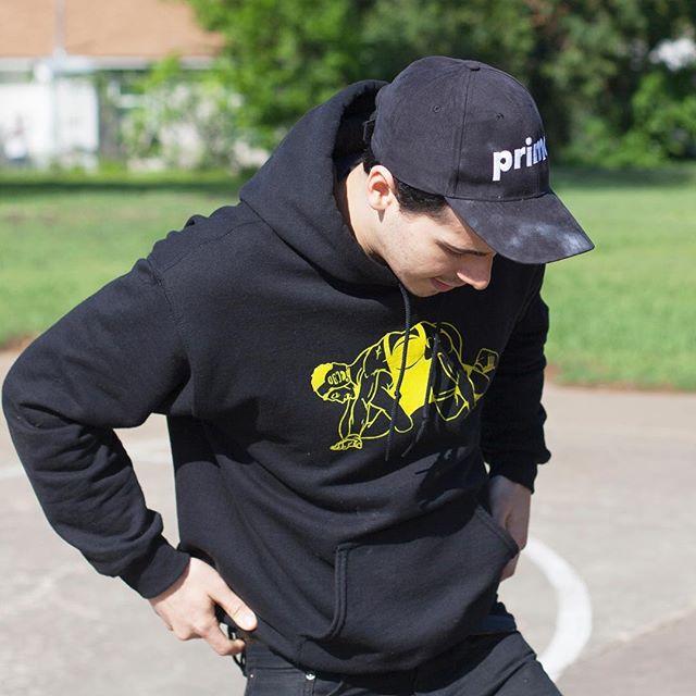 We've got ten Cobalt Wrestling hoodies left. After that, no more Cobalt Wrestling hoodies 🤼♂️