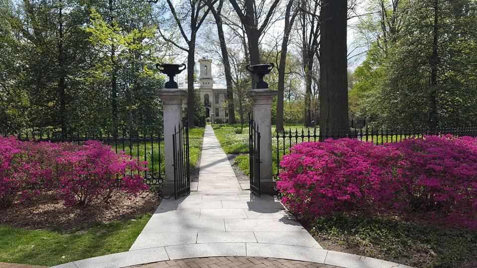 Shaw's House Missouri Botanical Gardens, St. Louis, MO