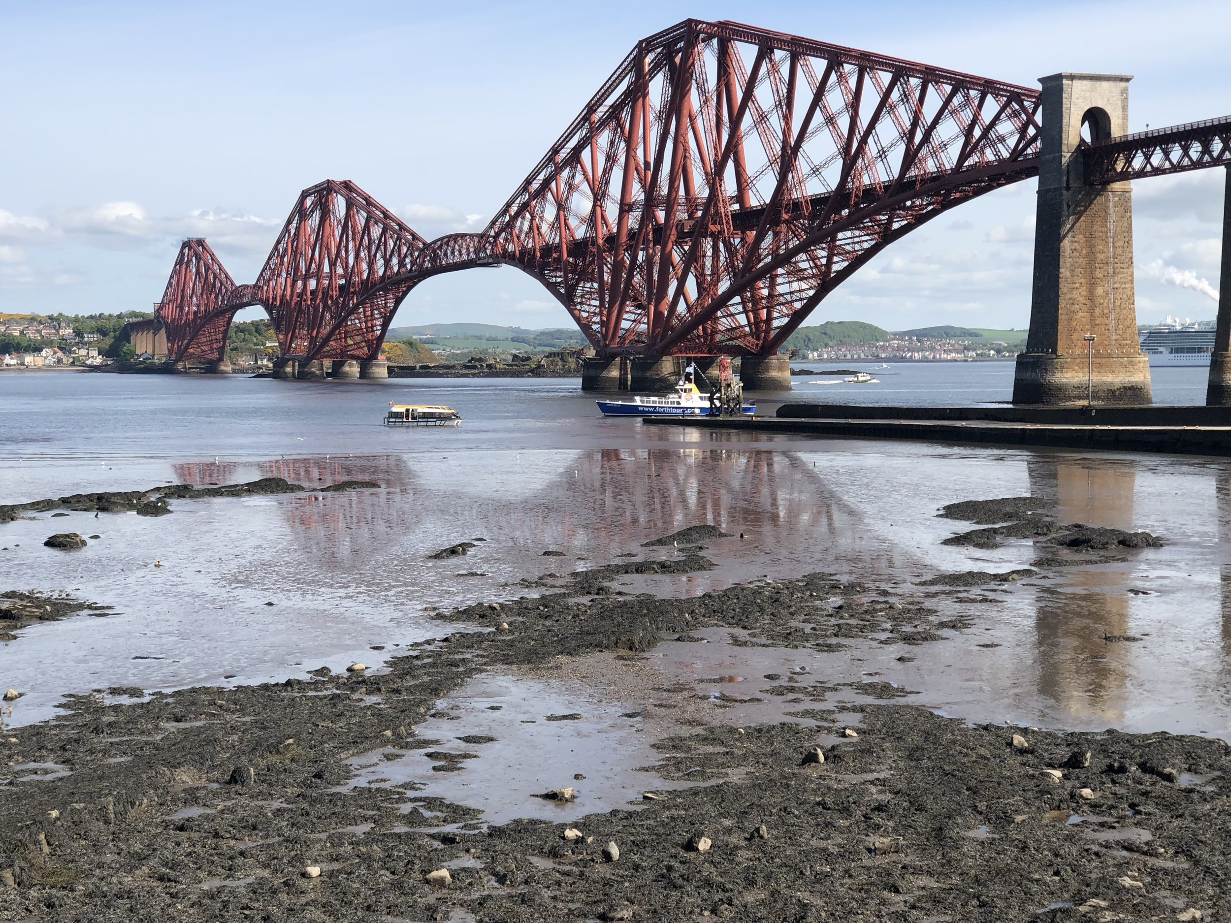 The Firth of Forth Bridge