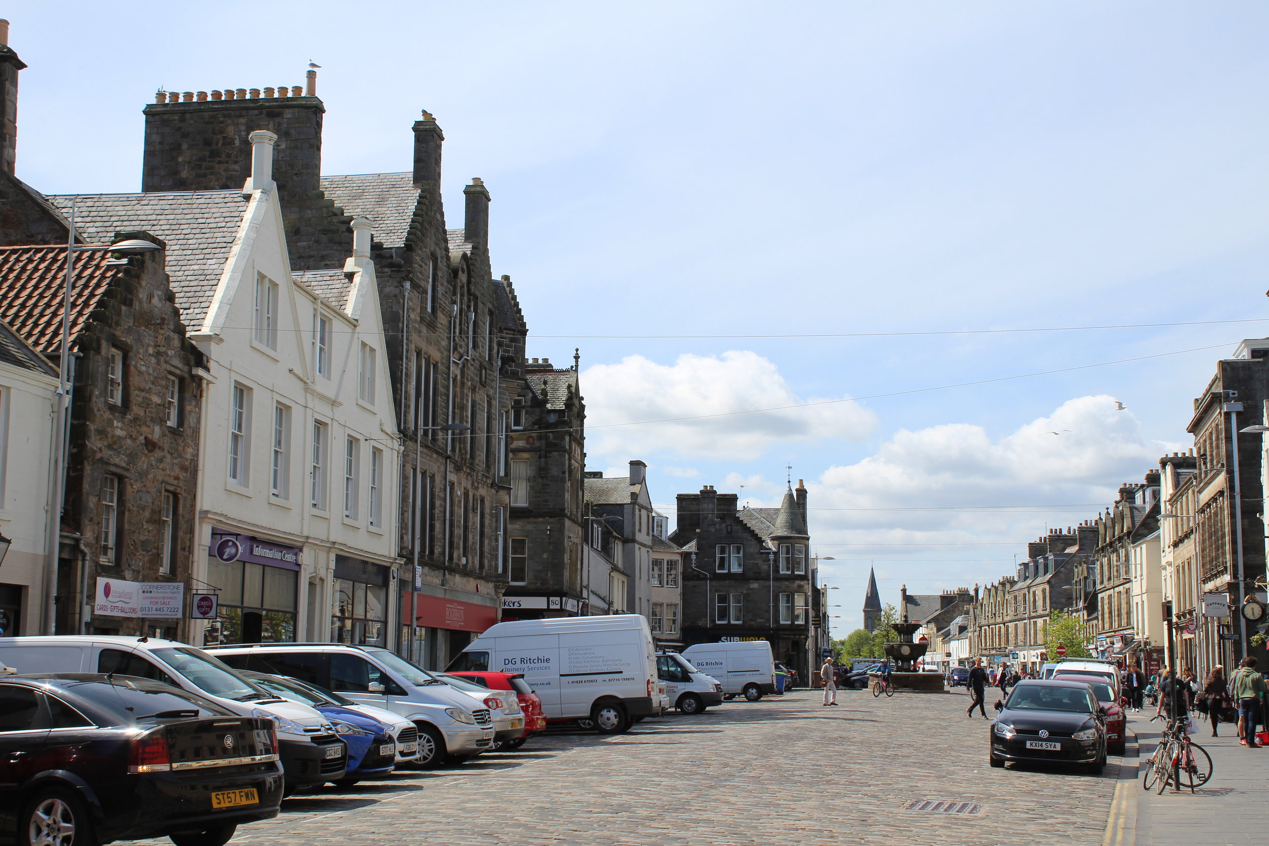 Market Street St. Andrews
