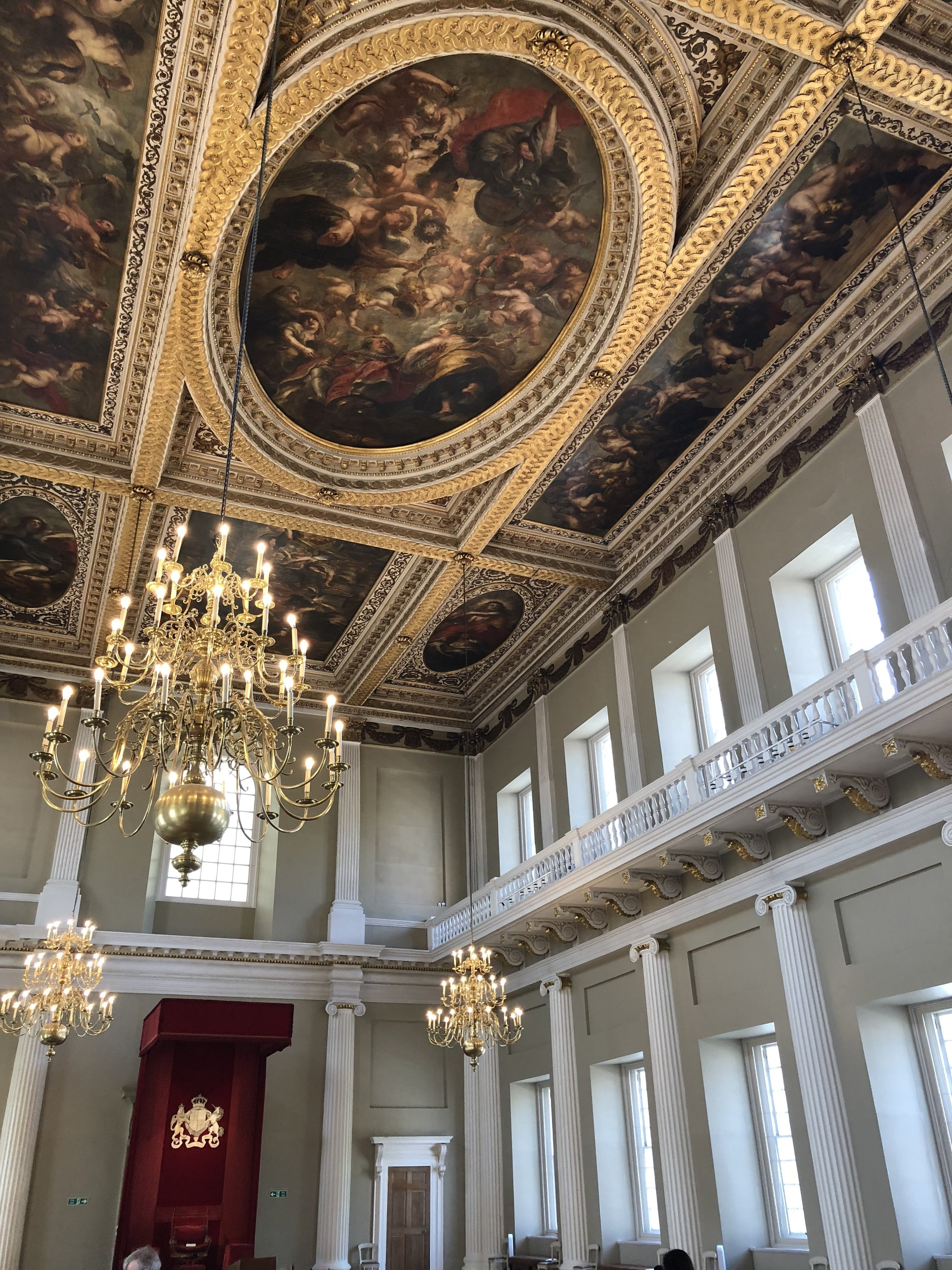inside The Banqueting House