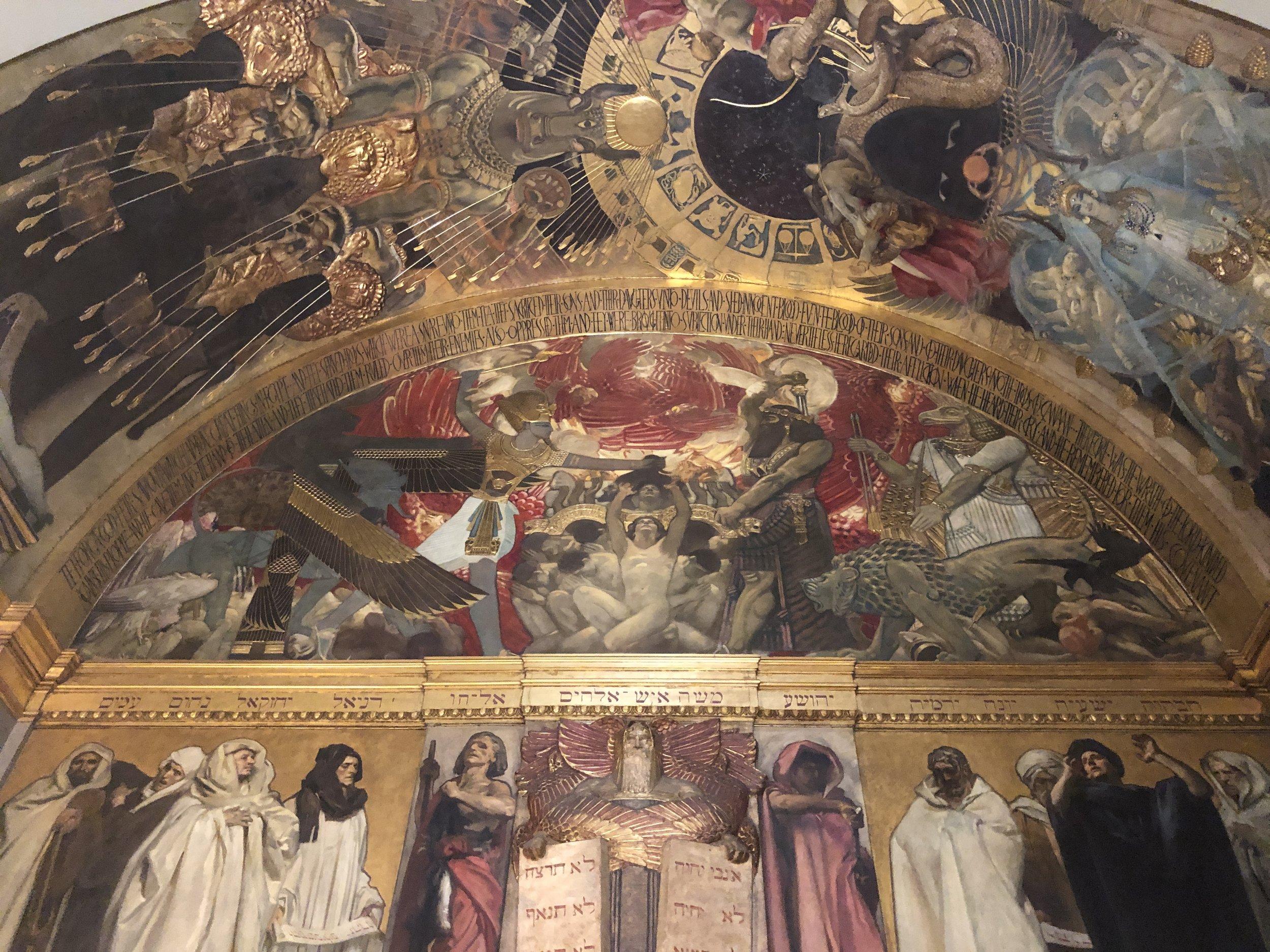 The John Singer Sargent Murals